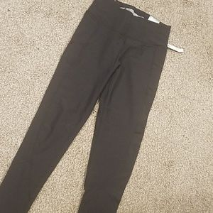 New VS total knockout tights,  size medium tall